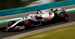 Steiner tells his rookies: You just think about driving