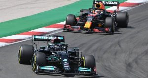 Max: Was 'easier' for Rosberg to beat Hamilton