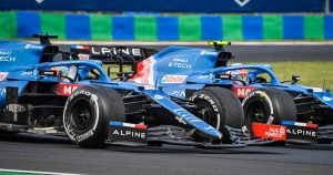 Alonso and Ocon 'looking forward' to Monza sprint