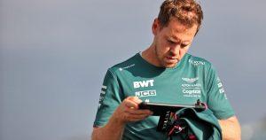 Aston Martin label Vettel friction rumour as 'nonsense'