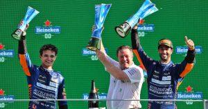 Ricciardo no longer a 'sandbagging S.O.B'
