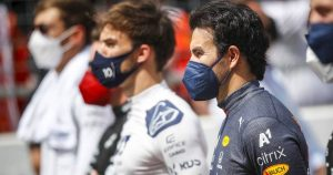 Gasly questions Perez's 'Driver of the Day' award