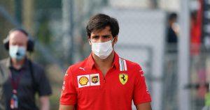 Sainz has 'pretty clear' view on Max/Hamilton crash