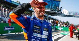 Seidl kept Monza party going, Ricciardo went to bed