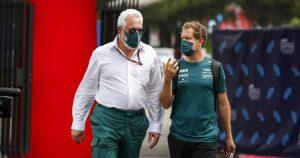 Aston explain U-turn on Mercedes wind tunnel