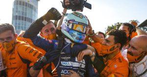 Monza showed Ricciardo that McLaren are 'built for it'