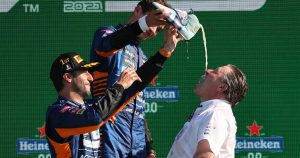 Brown declares Monza 'my proudest day in racing'