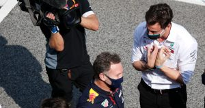 Horner: Inbox from Wolff to FIA needs major clear-out