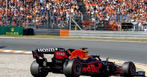 Verstappen explains why ovals don't appeal to him