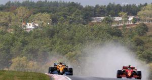 McLaren have more 'calmness and firepower' than Ferrari