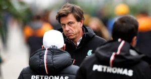 Horner sees Wolff under 'different type of pressure'