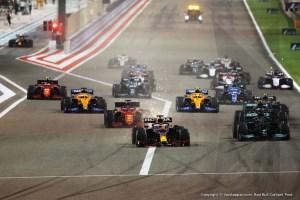 2022 F1-calendar revealed. Dutch GP on September 4