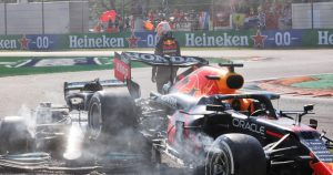 'Max would've punched Lewis two years ago' at Monza