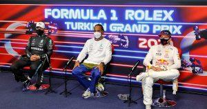 Hamilton, Max, Bottas call for pole position changes