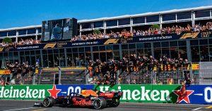 Honda predict three more wins for Verstappen
