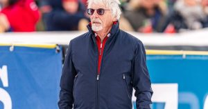Ecclestone was key to Newey recovery after his crash