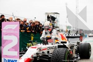 Max Verstappen second at Turkish Grand Prix: 'I am very happy'