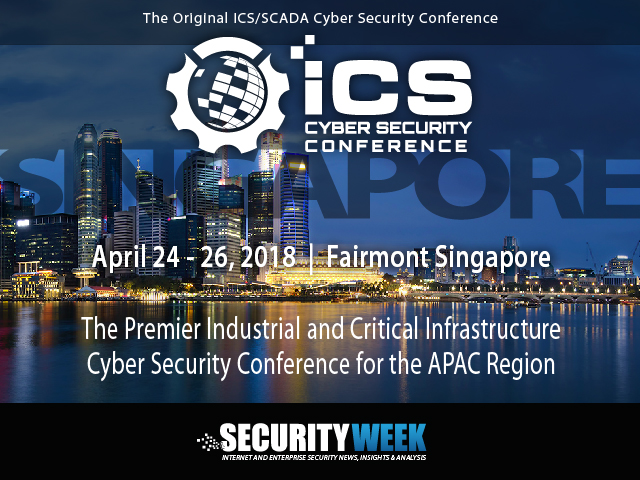 Singapore SCADA/ICS Cyber Security Conference