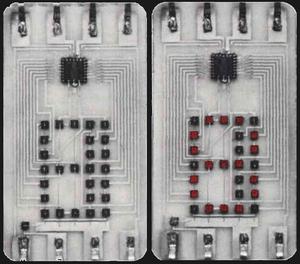 HP 5082-7000 Numeric Indicator