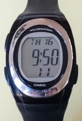 Casio LCD watch