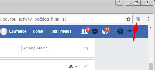 Open the Social Book Post Manager Extension