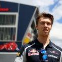 26. Daniil Kvyat - Toro Rosso