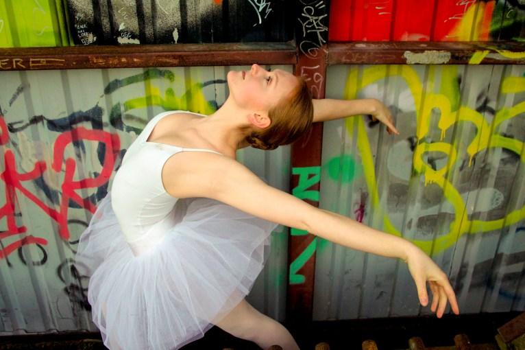Julie Reklings Holmen - Ballett (Aftenposten)