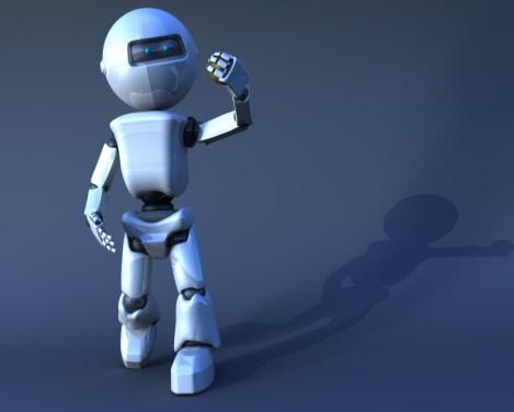 Thea Corneliussen: Robot