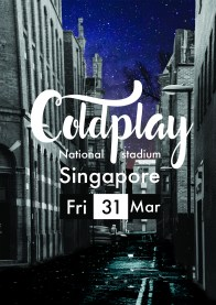 Christian Sandstad coldplay 2