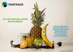 Ole Anton Lien: Fairtrade