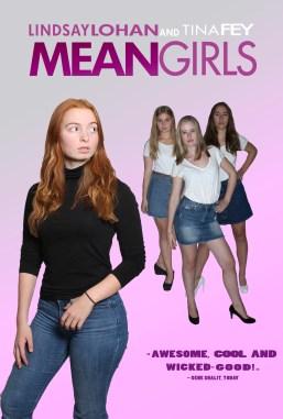 kathrine Filmreplika mean girls