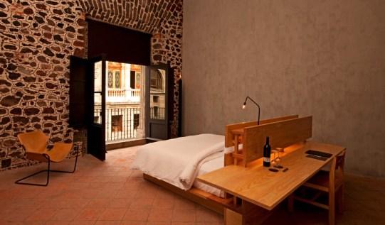 10 de los más exclusivos hoteles boutique de la CDMX - downtown-mexico-S-02