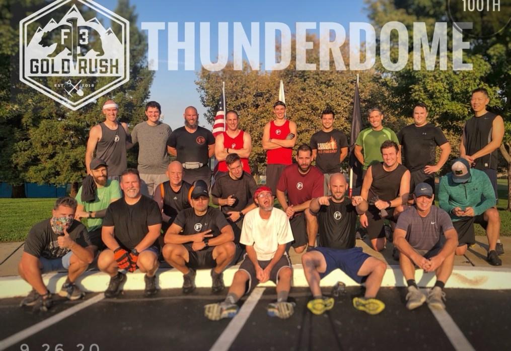 Thunderdome 100th Celebration