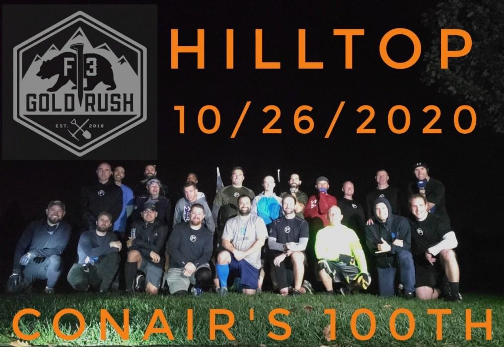 ConAir 100th Bash