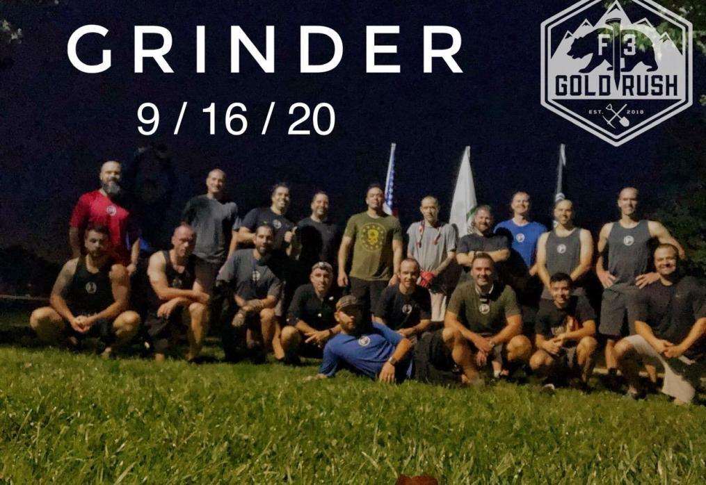 Grinder Launch