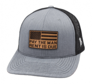 Pay the man