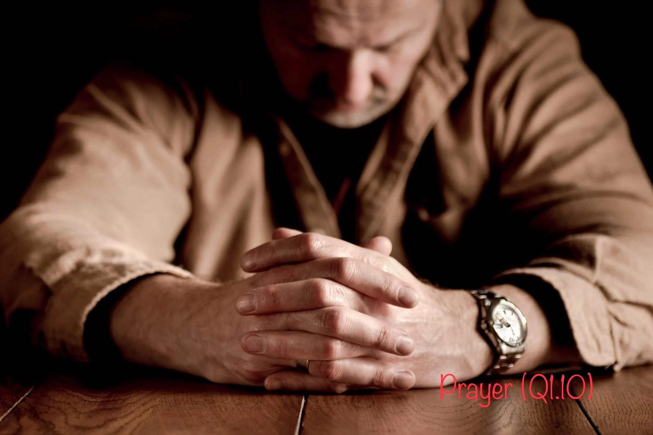 PRAYER (Q1.10)