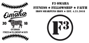 HEY YOU!  Need a New Year's Resolution?  How about you come to @F3Omaha and #GetBetter #MoreThanaWorkout