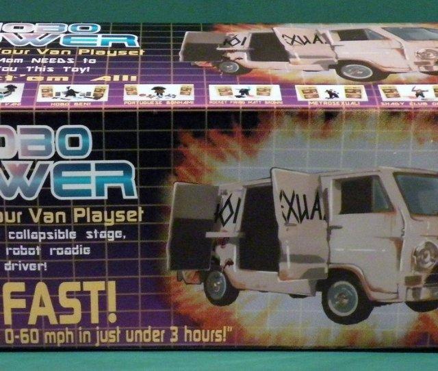Hob O Sexual Hobo  Tour Van Playset Main Photo