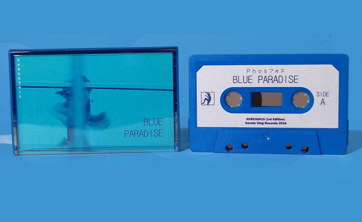 Phosフォス - Blue Paradise