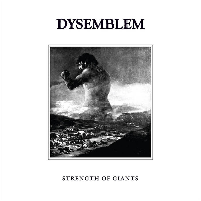 Strength Of Giants cover art