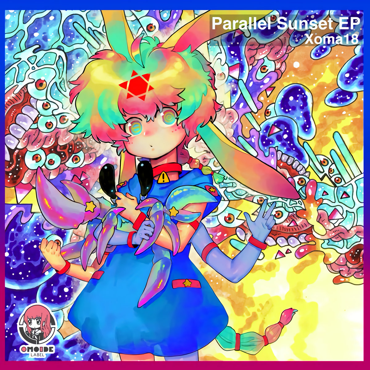 Xoma18 – Parallel Sunset EP