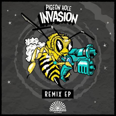 Pigeon Hole –  INVASION Remix EP