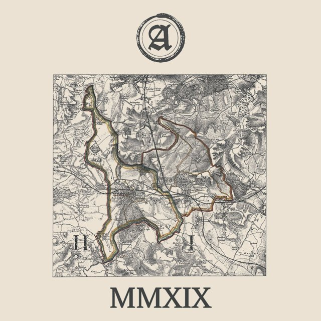 Adder MMXIX Vinyl Cover