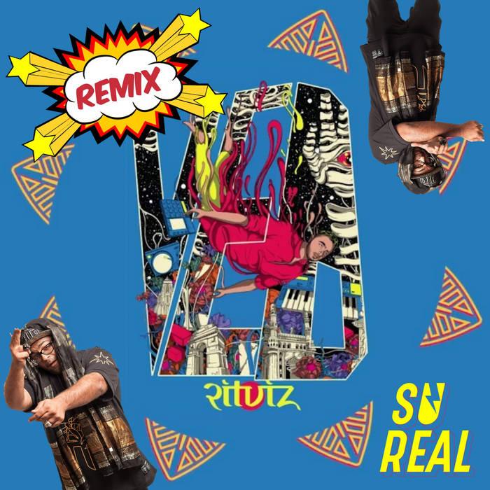 Ritviz – Ved (Su Real Remix)
