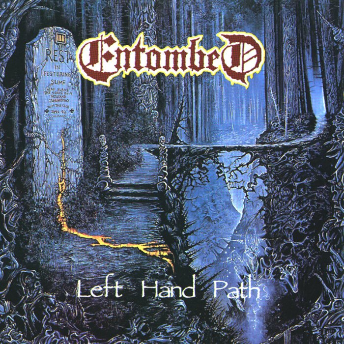 Image result for Entombed – Left Hand Path