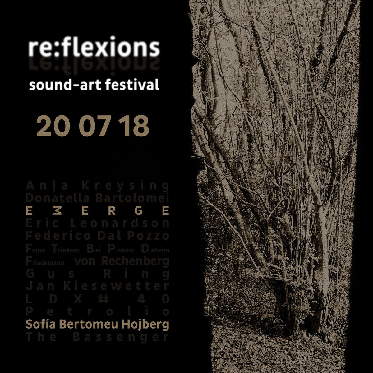 Sofia Bertomeu Hojberg & EMERGE – live @ re:flexions sound-art festival