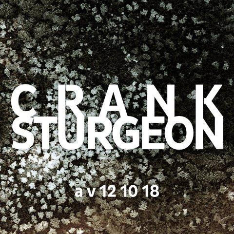 CRANK STURGEON – a v 12 10 18