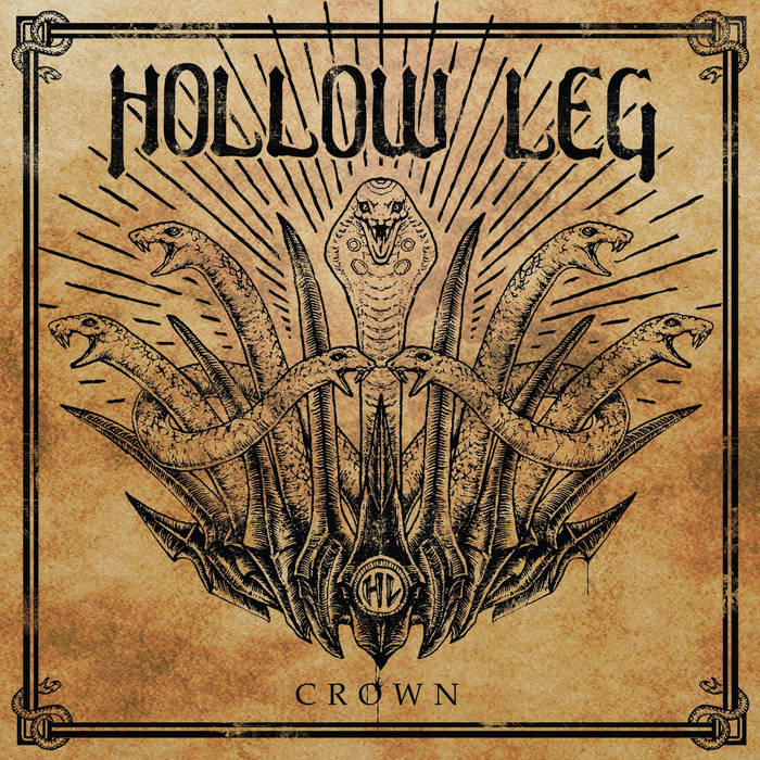 HOLLOW LEG – Crown
