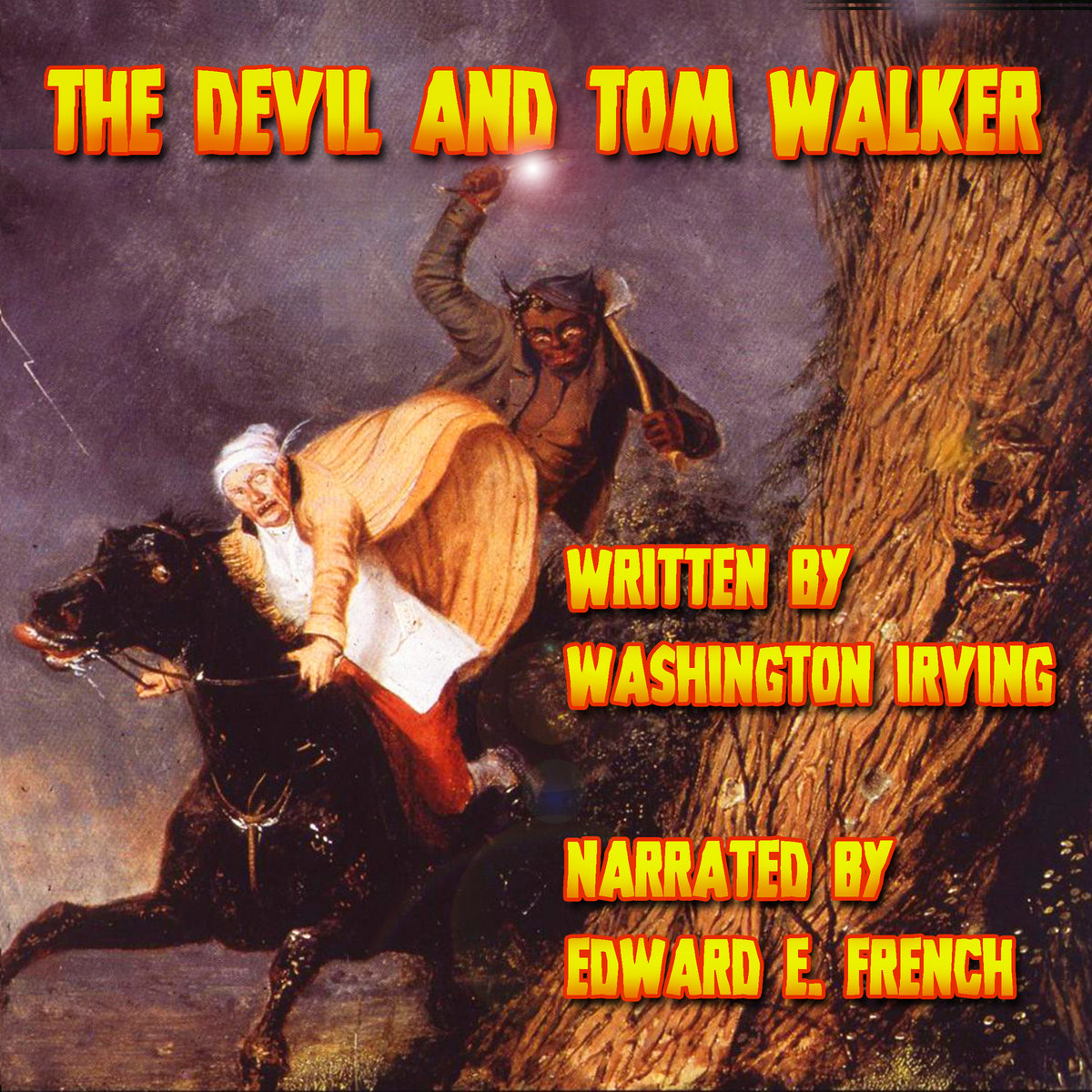 The Devil And Tom Walker By Washington Irving Narrated By